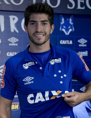 Lucas Silva; Cruzeiro (Foto: Light Press)