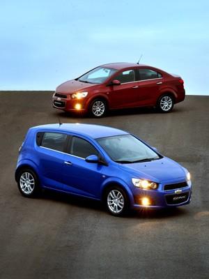 Auto Esporte - Primeiras impressões  Chevrolet Sonic 1.6 Hatch e Sedan e313bb999ad1e