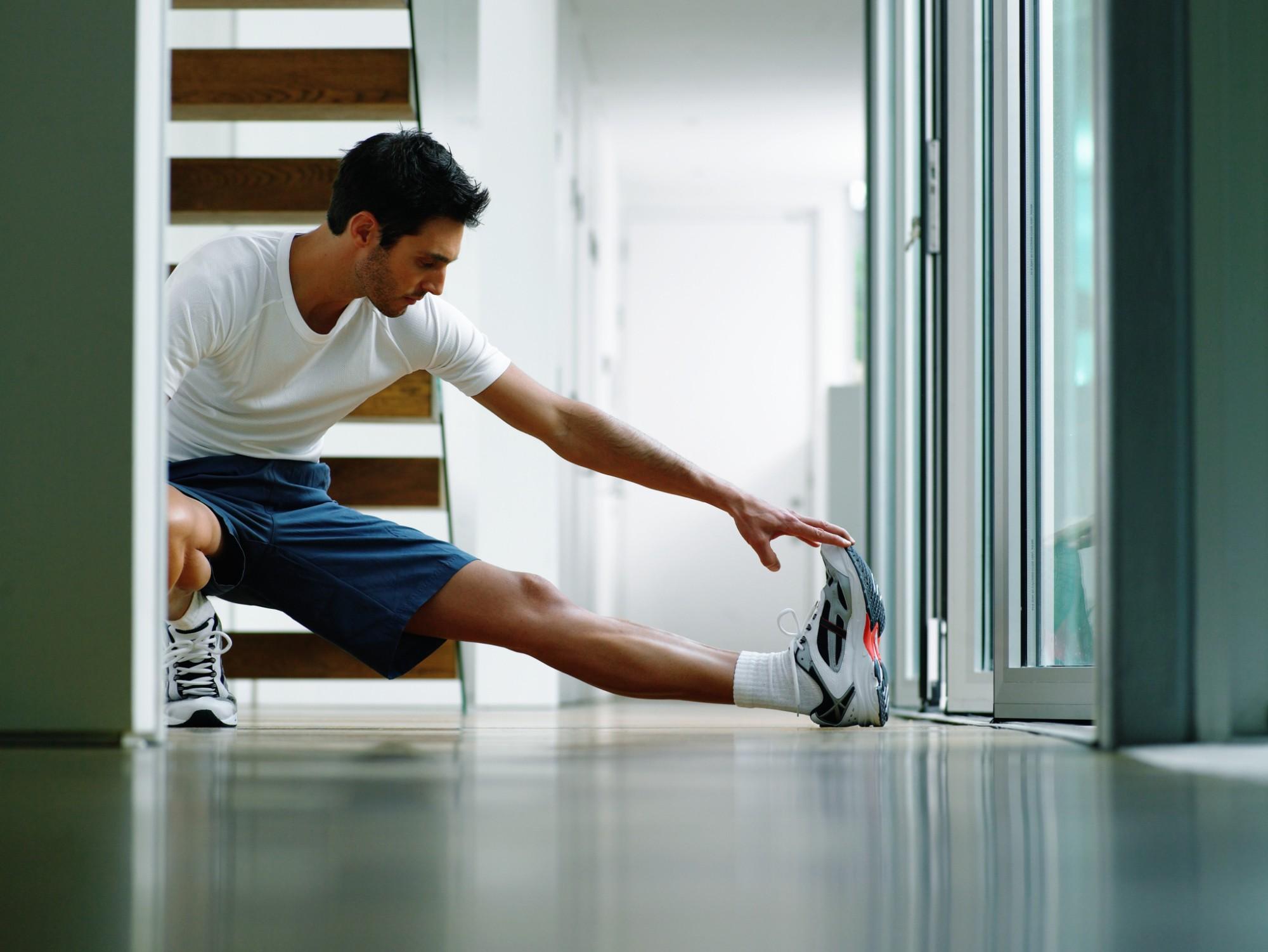 Exercício; alongamento; esporte; saúde (Foto: Thinkstock)