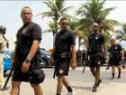 Câmeras da PM identificam suspeito a 2 km de distância nas praias do Rio