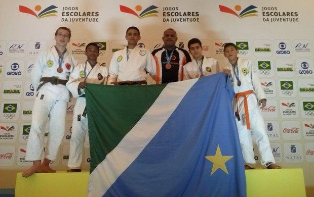 Delegação de MS fatura um ouro, quatro pratas e sete bronzes (Foto: Divulgação/Fundesporte)