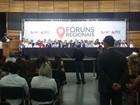 Governador participa de lançamento de Fórum Regional em Uberaba