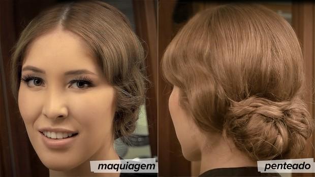 [BELEZA] Passo a passo cabelo de noiva por Mario Silva (Foto: Juliana Pinna / EGO)