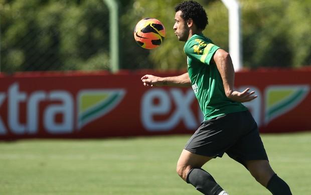 fred brasil treino (Foto: Mowa Press)