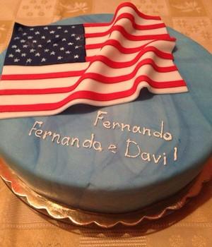 Fernanda e a torta de brigadeiro com porra - 1 part 1