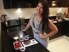 Priscila Pires mostra receitas fit para a Páscoa: 'Dá pra comer e ser saudável'