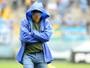 """Renato cita """"altos e baixos"""" e admite Grêmio """"não tão bem"""" em empate"""