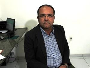 Manoel Fontes, do CRM-PI, disse que cassação é irrevogável (Foto: Yara Pinho/G1)