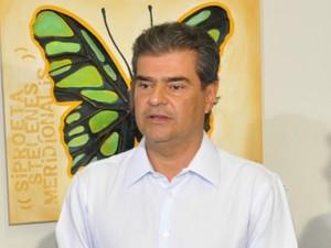 Ex-prefeito de Campo Grande Nelson Trad Filho (Foto: Fernando da Mata/G1 MS/Arquivo - 13.11.2012)