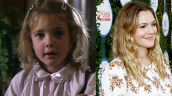 Drew Barrymore teve uma adolescência problemática (Foto: Getty Images / Reprodução)