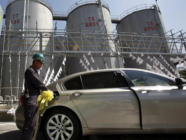 Biodiesel (Foto: Reuters)