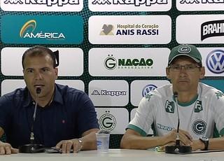 Harlei e Augusto, Goiás (Foto: Reprodução/TV Anhanguera)