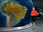 Previsão é de sol e poucas nuvens na maior parte do Brasil