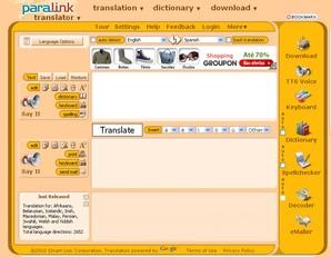 paralink tradutor