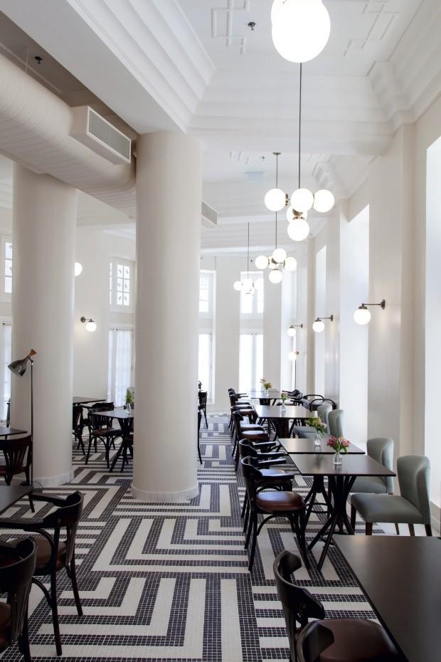 Fera Palace Hotel resgata o passado de Salvador (Foto: Xico Diniz/divulgação)