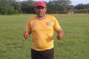 Edivaldo Oliveira, técnico Operário FC (Foto: Arquivo pessoal)