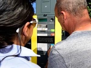 Parquímetros da capital têm mudanças (Foto: Elizabeth Nader/ PMV)