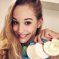 Emanuelle Lima, do conjunto brasileiro de GR (Foto: Reprodução/Instagram)