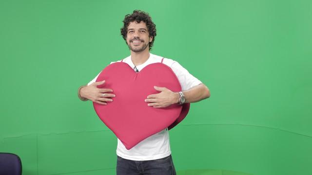 Ação do Coração (Foto: Luiz Gustavo Maria Januário)