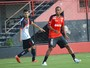 Willians diz que Atlético-GO precisa voltar a vencer mesmo desfalcado