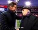 Tente não se emocionar: Atlético de Madrid homenageia sócios mais antigos