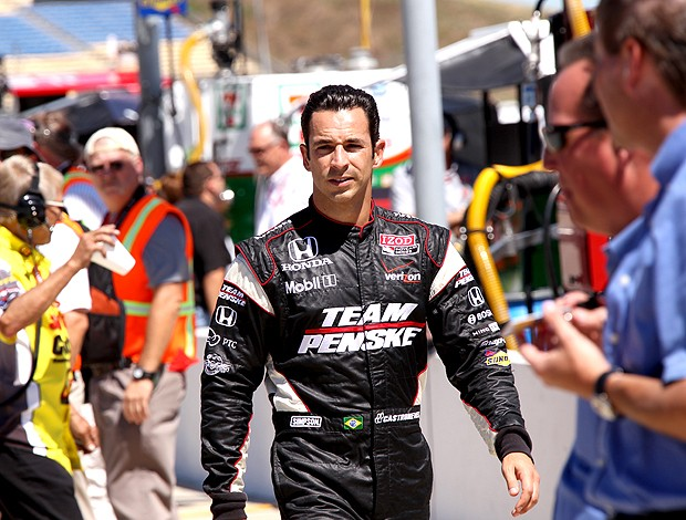 Helio Castroneves, Kentucky Indy 300 (Foto: Divulga&#231;&#227;o)
