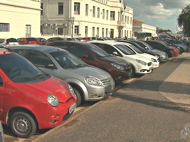 Prefeitura firmou acordo com empresa de Pernambuco (Foto: Reprodução/TV Acre)