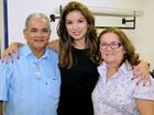 Liah Soares escolhe Daniel como técnico para homenagear a mãe