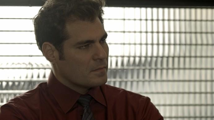 Ciro se surpreende com a sugestão (Foto: TV Globo)