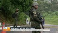 Tropas militares fazem operações no Estado