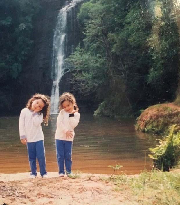 Mayla e Emily (Foto: Instagram / Reprodução)