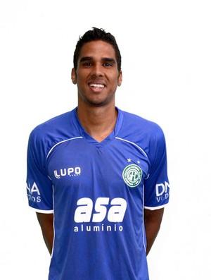 Léo, goleiro do Guarani (Foto: Rafael Pio / Divulgação Guarani)