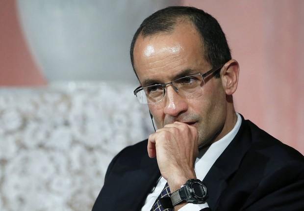 O empresário Marcelo Odebrecht (Foto: Arquivo/Agência Brasil)
