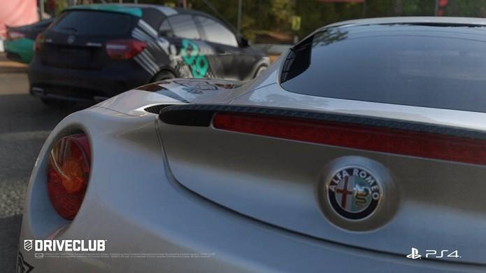 Driveclub conta com carros bastante detalhados (Foto: Divulgação)