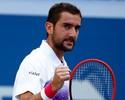 Atual campeão, Cilic derruba Tsonga e enfrenta Djokovic na semifinal