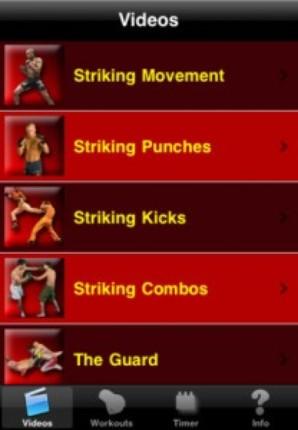 My MMA Trainer