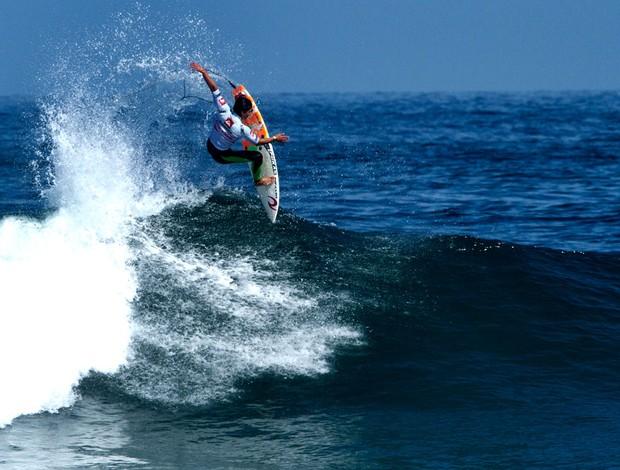 surfe gabriel medina Praia de Itaúna saquarema (Foto: Daniel Smorigo / ASP)