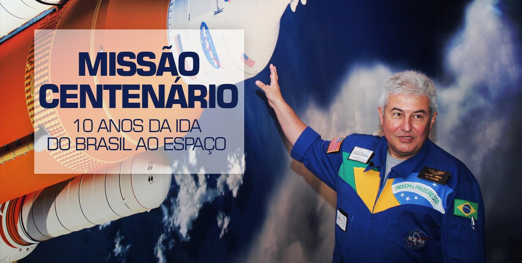 Missão Centenário TV TEM (Foto: Reprodução/TV TEM)