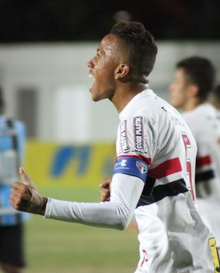 São Paulo x Grêmio Sub-20 (Foto: Fernando Martinez)