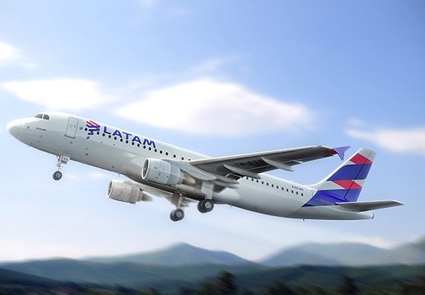 Latam Airlines (Foto: Divulgação)