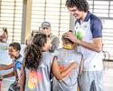 Varejão realiza sonhos e inaugura unidade do seu projeto social, no ES