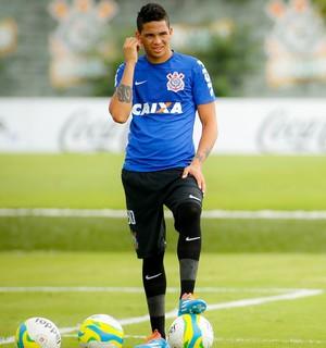 Luciano Corinthians Romarinho (Foto: Daniel Augusto Jr / Agência Corinthians)
