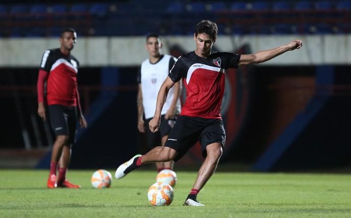 Paulo Henrique Ganso, treino do São Paulo (Foto: Rubens Chiri/saopaulofc.net)