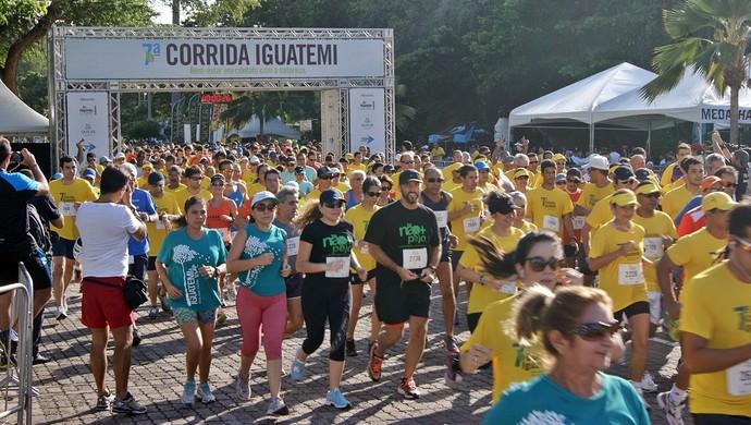 Estreante vence a 7ª Corrida Iguatemi (Foto: Divulgação / Iguatemi)