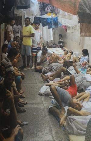 Relatório apontou que número de vagas para presos não é suficiente em Goiás (Foto: Divulgação/CGJGO)