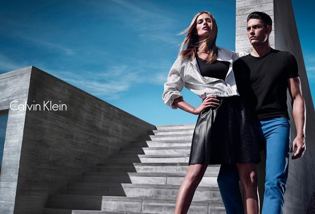 d2495792d8147 Calvin Klein lança suas campanhas de verão 2014 - GQ