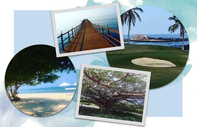 Viagem para Punta Mitta (Foto: Reprodução)