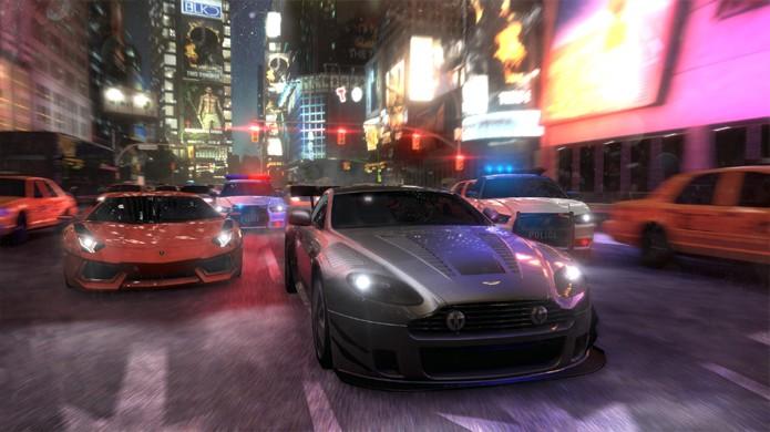 A experiência completa de The Crew só será possível em consoles da nova geração (Foto: Divulgação)