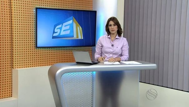 SETV 1ª Edição será apresentado no horário normal (Foto: Divulgação / TV Sergipe)