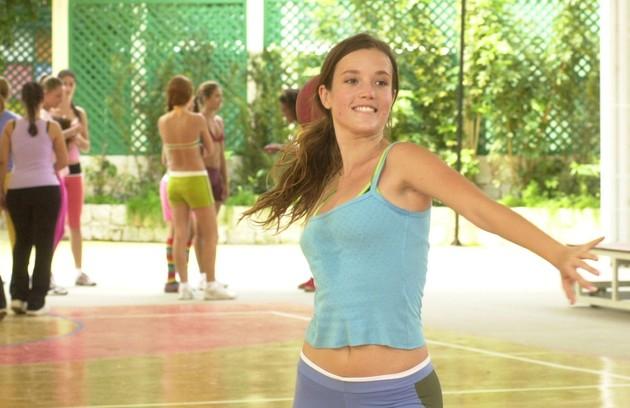 A mocinha de 2004 foi Juliana Didone, que interpretou Letícia e teve como grande vilã a personagem de Marjorie Estiano (FOTO: João Miguel Júnior/ TV Globo)